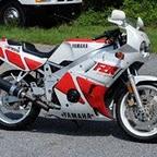 2 Owner 1989 FZR400 1WG
