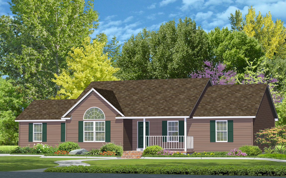 The Oakmont By Accessible Home Builders In Seaford Delaware